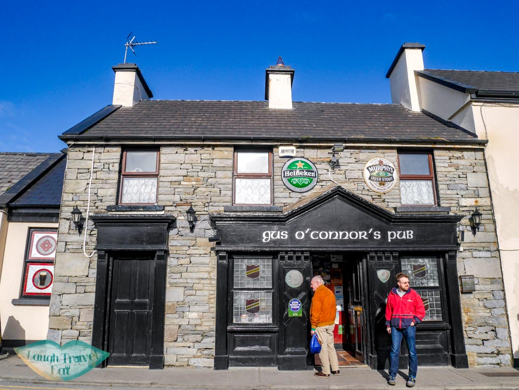 Gus-O'Connor's-Pub-rail-tour-dublin-Ireland-Laugh-Travel-Eat