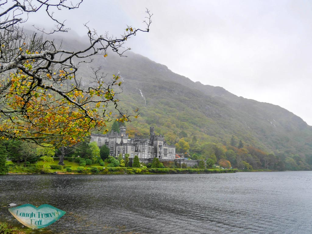 Kylemore-Abbey-Connemara-rail-tour-dublin-Ireland-Laugh-Travel-Eat