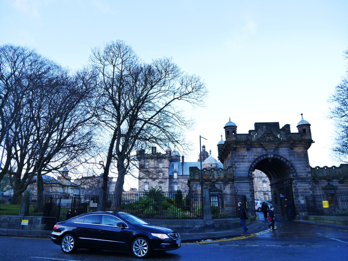 George Heriot's School in Edinburgh, which is the inspiration for Hogwarts in Harry Potter | Laugh Travel Eat