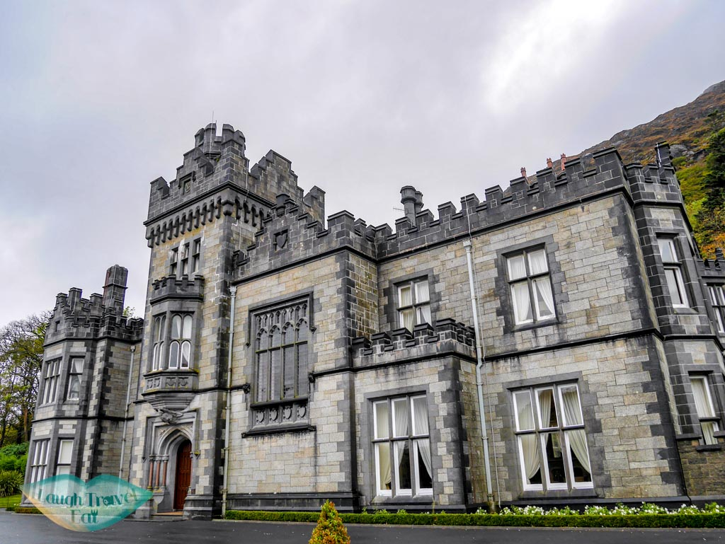close-up-Kylemore-Abbey-Connemara-rail-tour-dublin-Ireland-Laugh-Travel-Eat