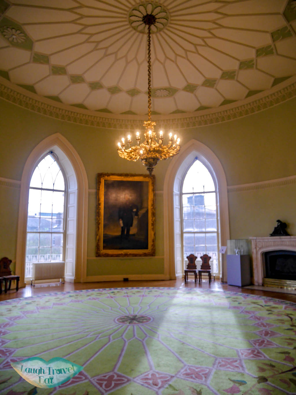 one-of-the-rooms-in-the-state-apartment-Dublin-Castle-Dublin-Ireland-Laugh-Travel-Eat-1