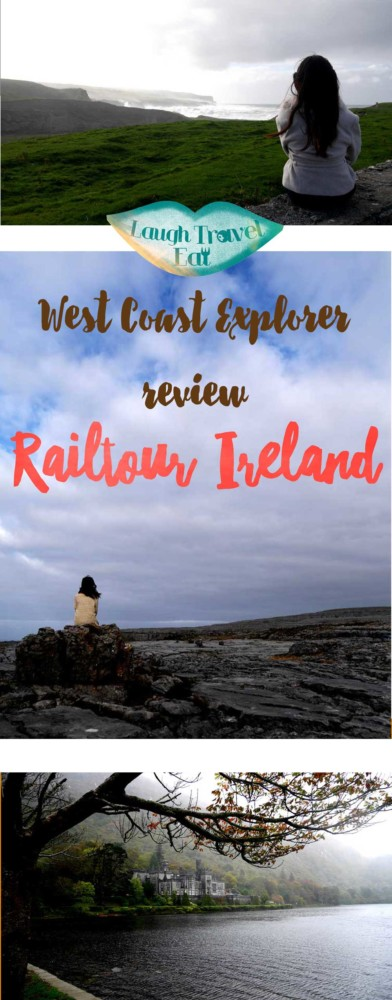 West Coast Explorer, Railtour Ireland | Laugh Travel Eat