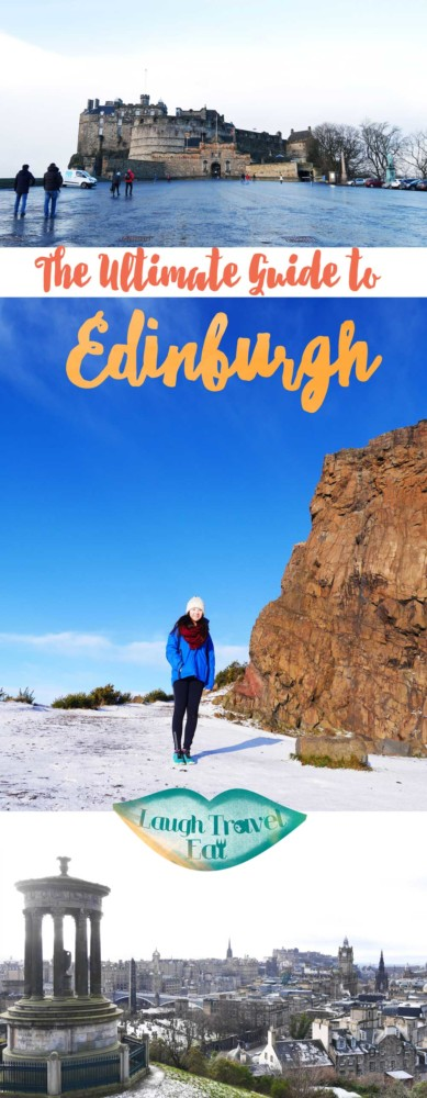 The Ultimate Guide to Edinburg, UK | Laugh Travel Eat