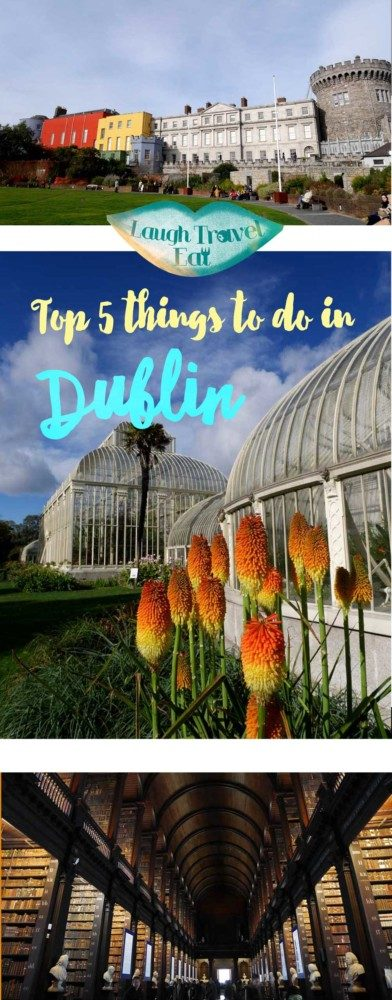 What are the things to do in Dublin if you, like us, aren't interested in the alcohol part of the city : there's still things to do #Dublin #Ireland