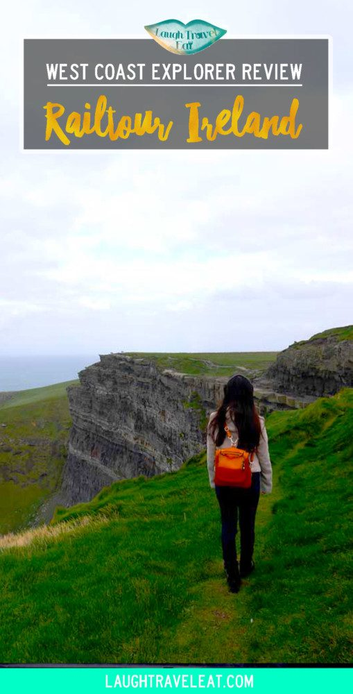 The rugged Irish countryside has a unique beauty, and the west coast of Ireland is a must for visiting Ireland - and we did it with railtour since we didn't rent a car - here's a review #Ireland #Galway #Connemara