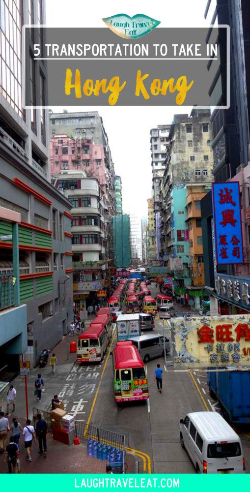 Want to explore Hong Kong to the fullest? Taking advantage of its unique transportation is not only easy but also an experience in itself! Here are 5 ways to sight see and get around: #HongKong