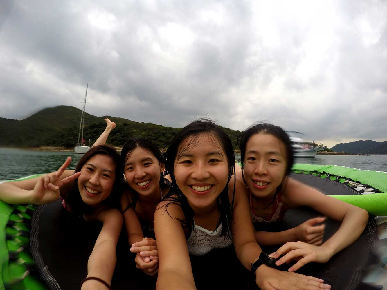 The ultimate guide to a Sai Kung Boat Trip in Hong Kong | Laugh Travel Eat