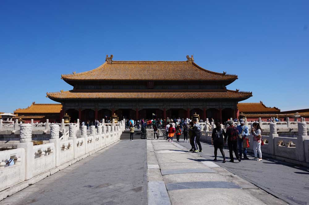 The Palace of Heavenly Purity, Forbidden City, Beijing | Laugh Travel Eat