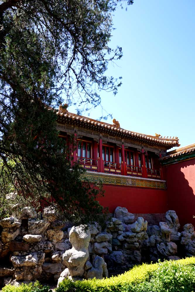 Imperial Garden, Forbidden City, Beijing | Laugh Travel Eat