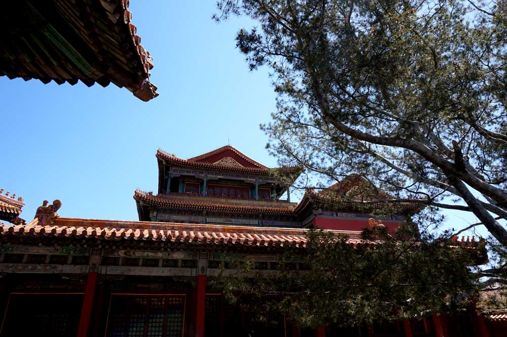 Inner Court, Forbidden City, Beijing | Laugh Travel Eat