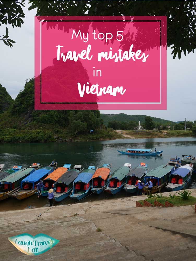 My top 5 travel mistakes in Vietnam   Laugh Travel Eat