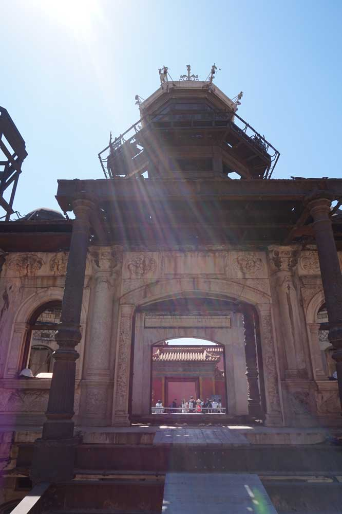 Palace of Prolonged Happiness, Forbidden City, Beijing   Laugh Travel Eat