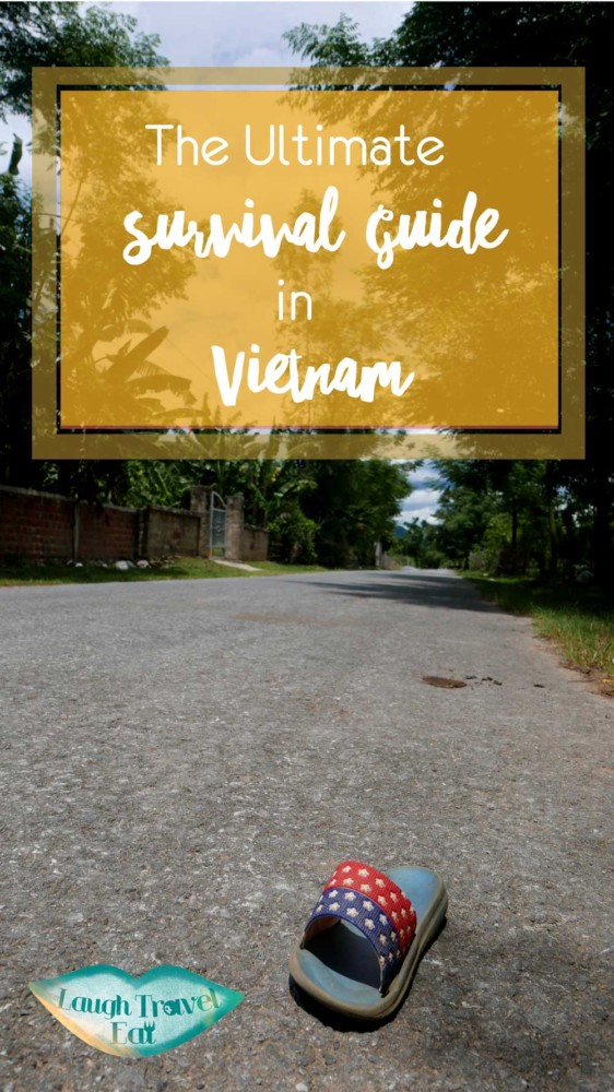 The Ultimate survival guide in Vietnam | Laugh Travel Eat