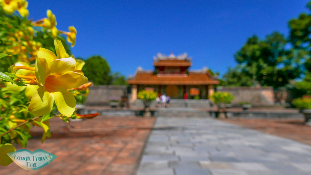 Minh Mang Tomb, Hue, Vietnam - Laugh Travel Eat