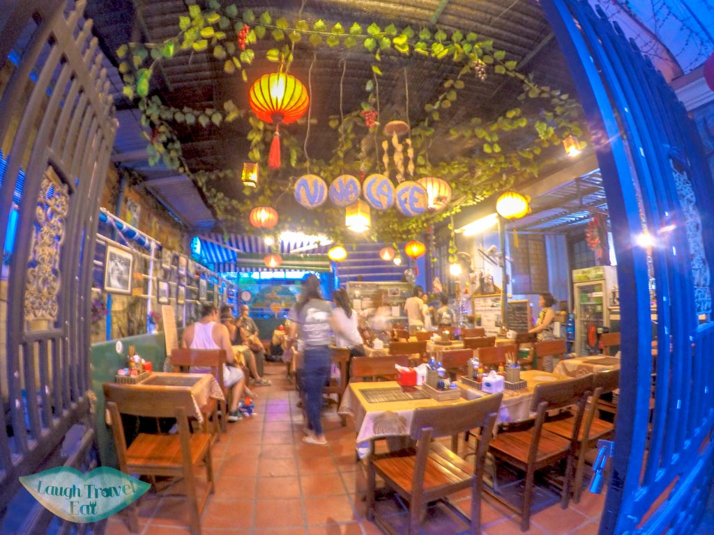 Nina Cafe, Hue, Vietnam - laugh travel eat