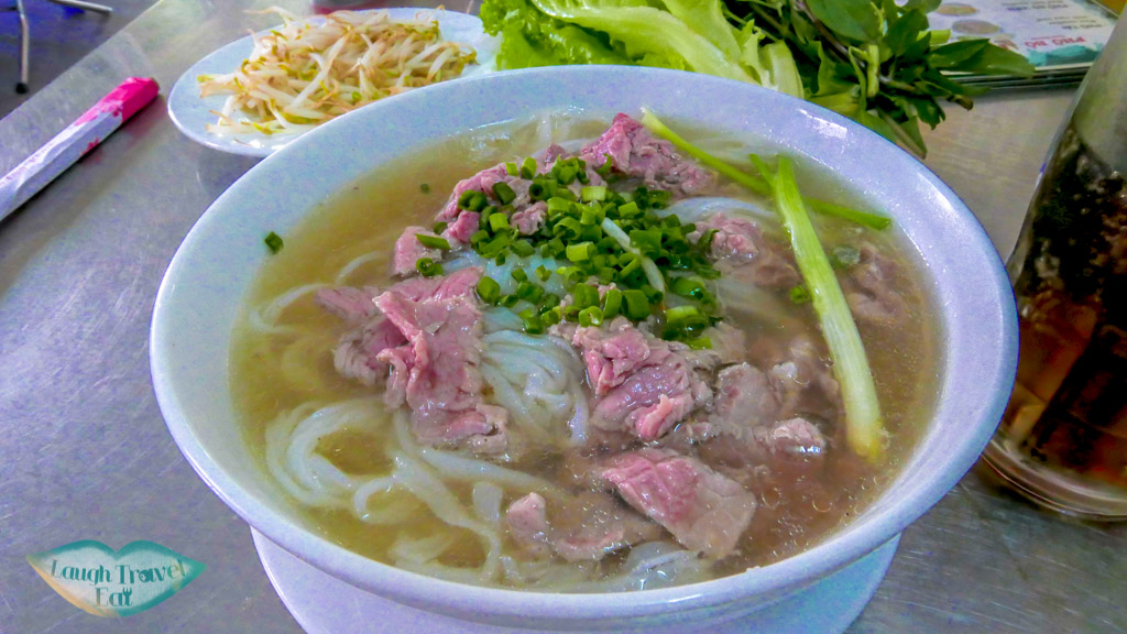 Pho Saigon, Hue, Vietnam - Laugh Travel Eat-2