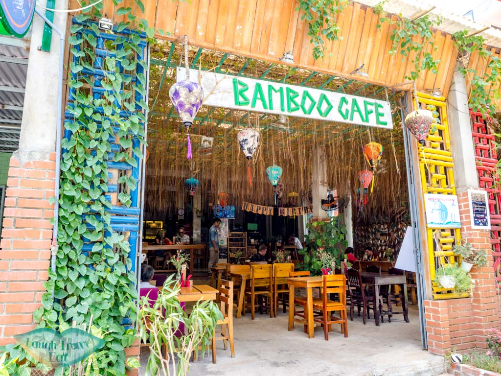 bamboo cafe phong nha vietnam - laugh travel eat
