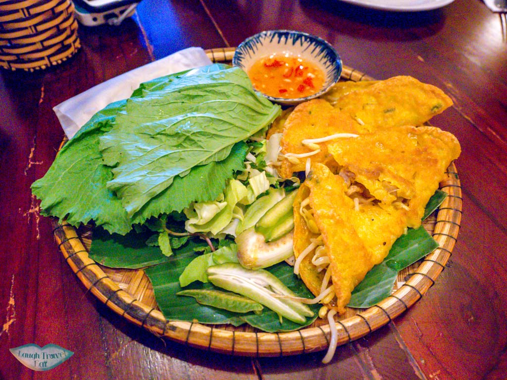 banh xeo morning glory original hoi an vietnam - laugh travel eat