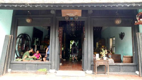 Reaching Out Tea House, Hoi An, Vietnam | Laugh Travel Eat