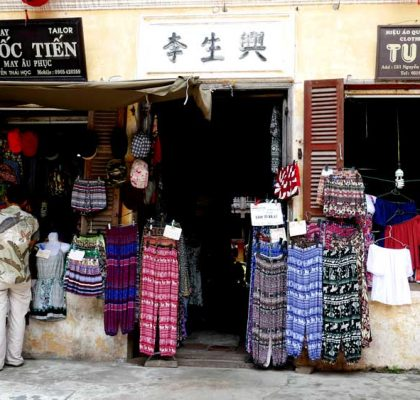 Best clothing store in Hoi An, Vietnam | Laugh Travel Eat