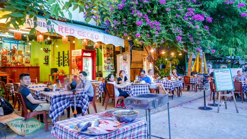 red gecko restaurant, Hoi An, Vietnam - Laugh Travel Eat