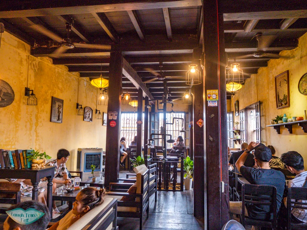 second floor faifo cafe hoi an vietnam - laugh travel eat