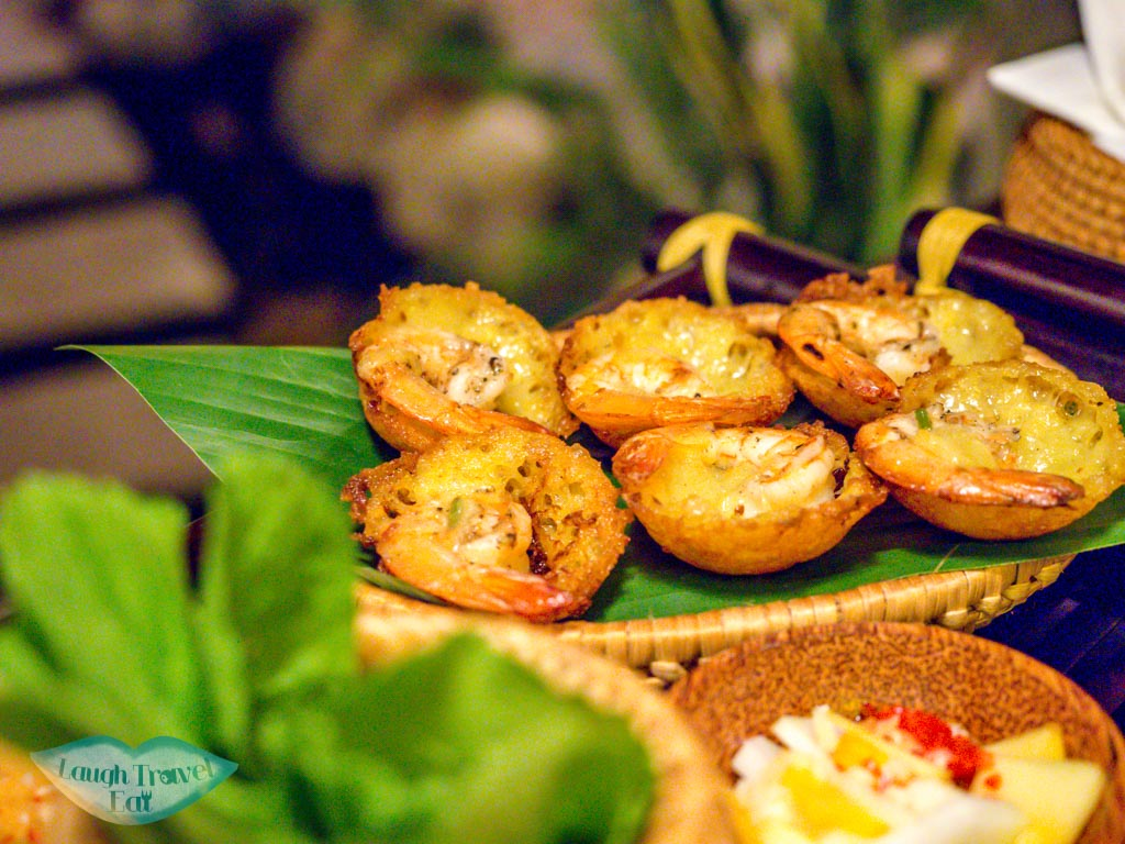 starter le fe dining room hoi an vietnam - laugh travel eat