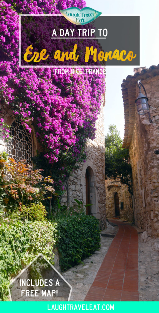 A day trip to Eze and Monaco | Laugh Travel Eat