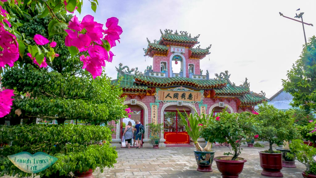 Phu Kien Assembly Hall, Hoi An, Vietnam - Laugh Travel Eat