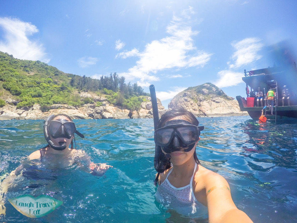 Snorkelling in Cham Island, Hoi An, Vietnam | Laugh Travel Eat