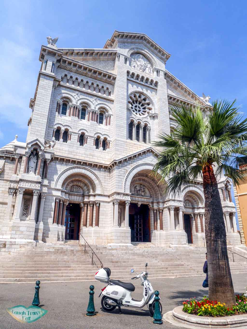 monaco cathedral monaco | Laugh Travel Eat