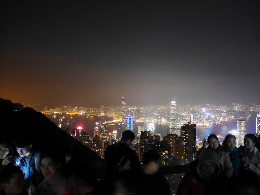 Sky Terrace, The Peak Tower, The Ultimate Guide to the Peak, Hong Kong | Laugh Travel Eat