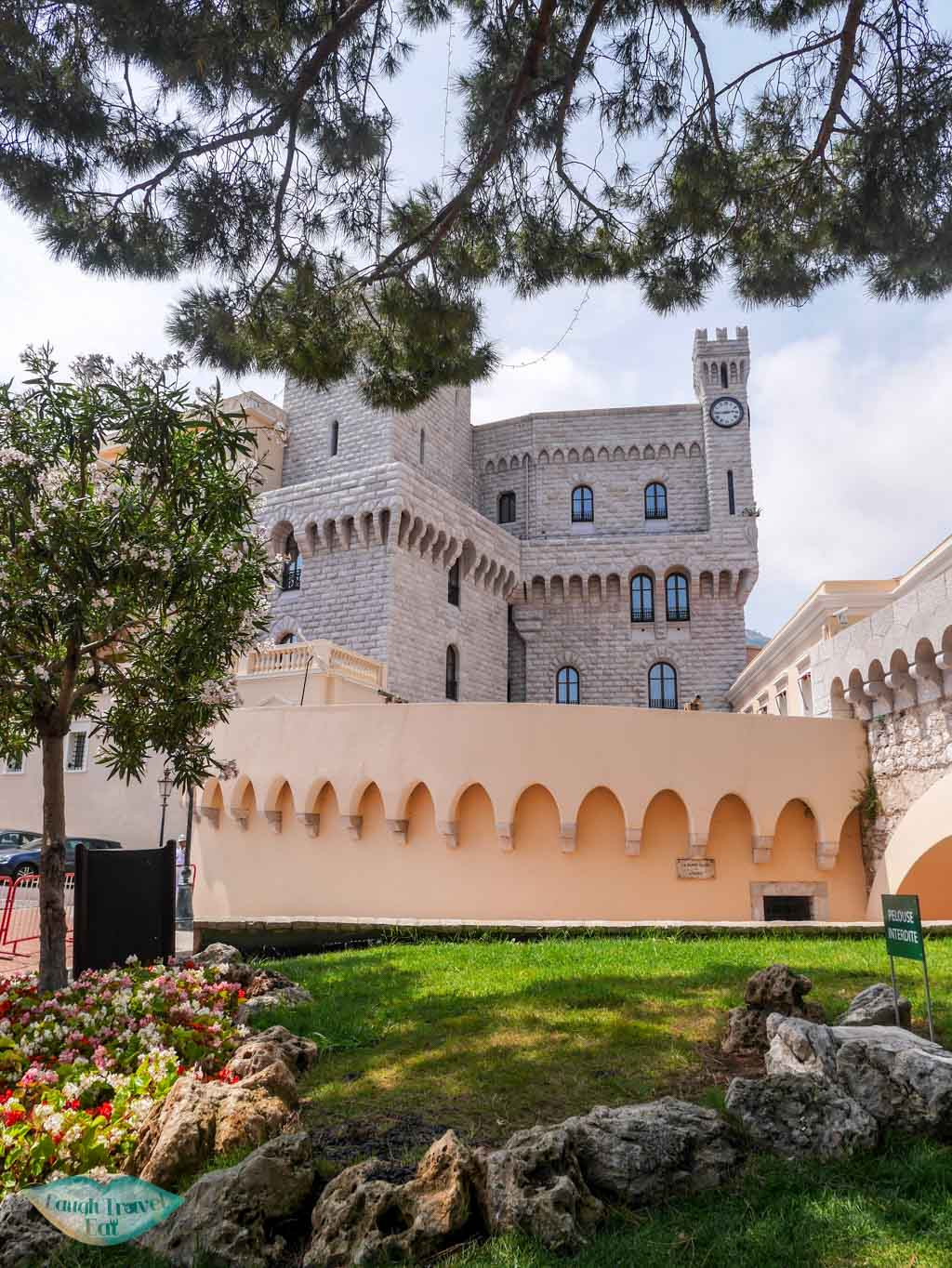 prince's palace monaco | Laugh Travel Eat