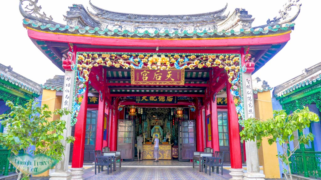 tin hau temple, quang cong temple, Hoi An, Vietnam - Laugh Travel Eat