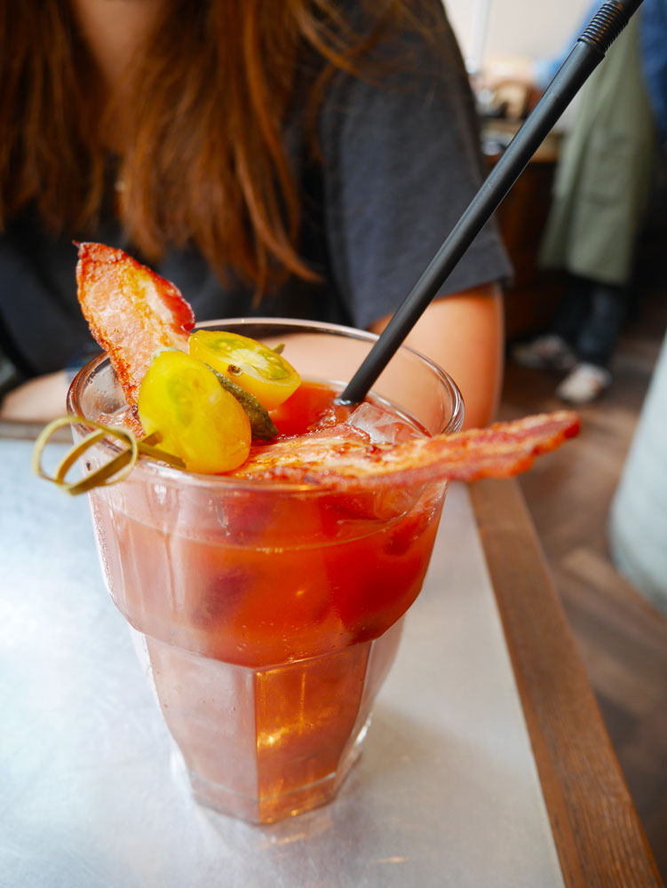 bloody mary, Mr and Mrs Fox, Quarry Bay, Hong Kong | Laugh Travel Eat