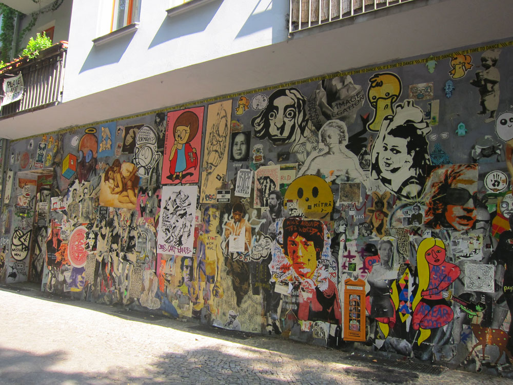 The edgy street art in Friedrichshain!, Berlin | Laugh Travel Eat