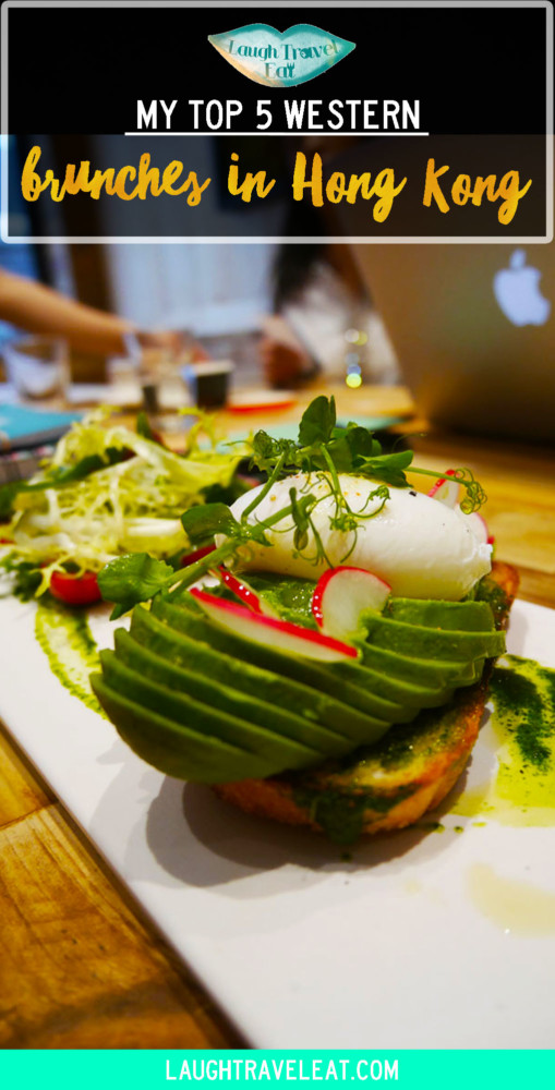 My top 5 western brunches of Hong Kong | Laugh Travel Eat