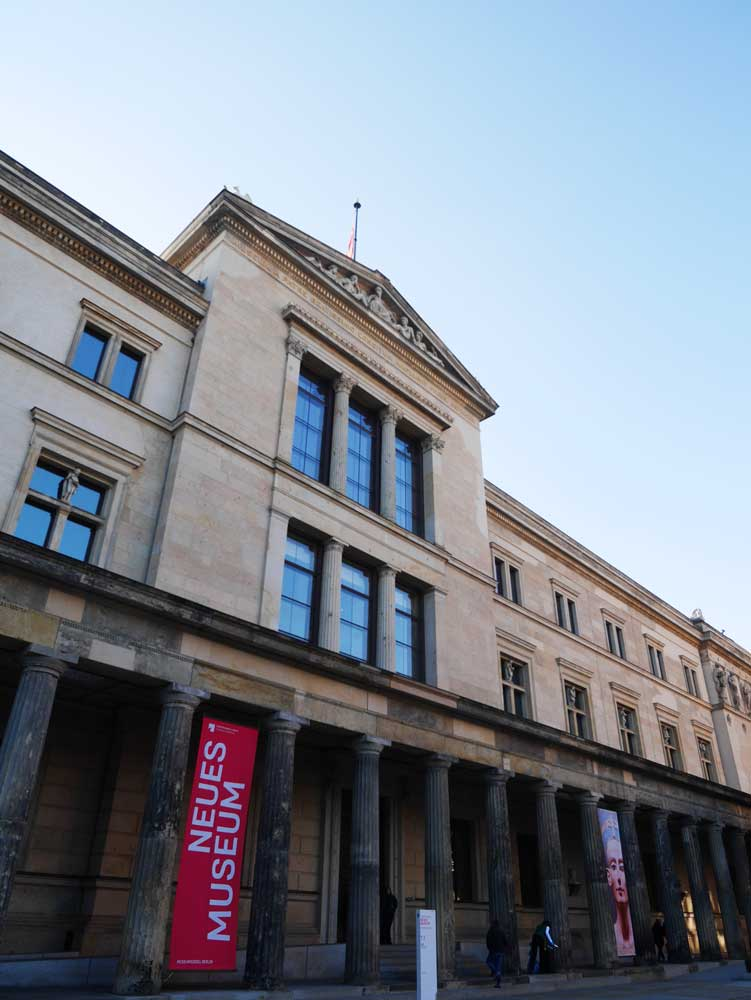 The Neues Museum, Berlin | Laugh Travel Eat