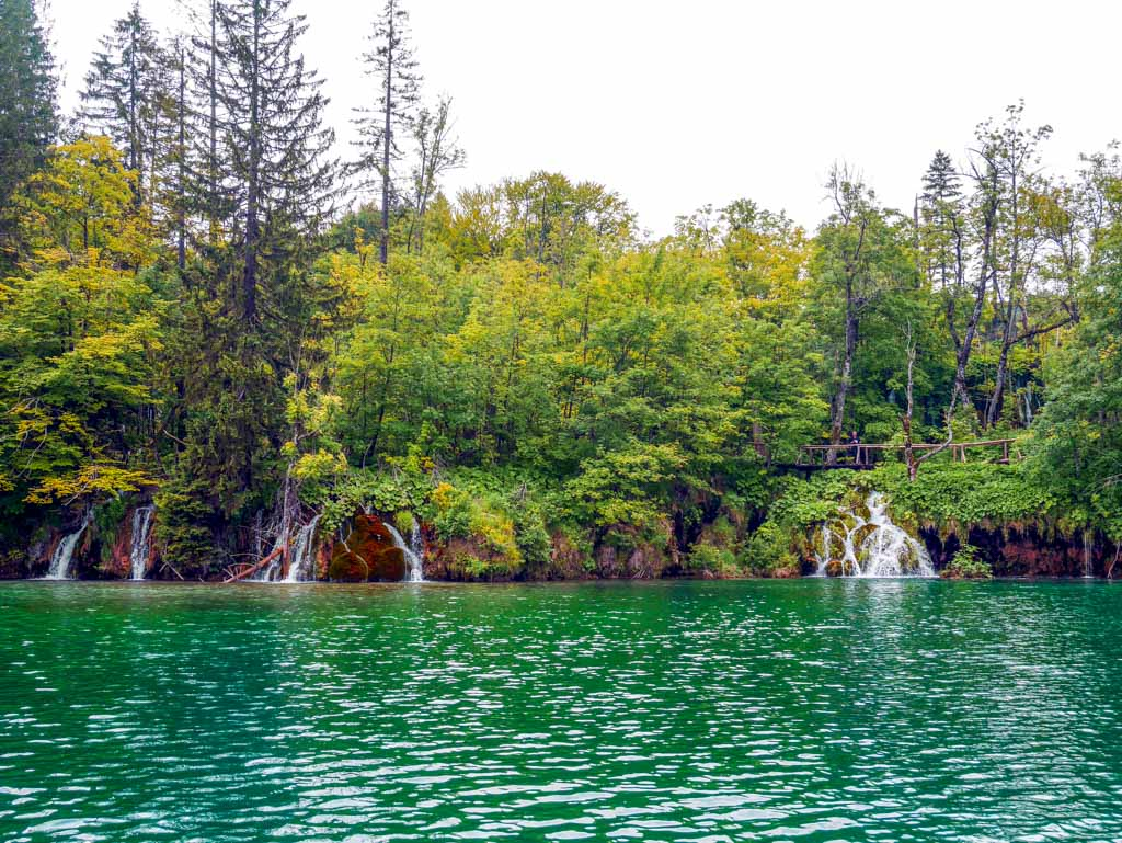 waterfall plitvice national park croatia 4