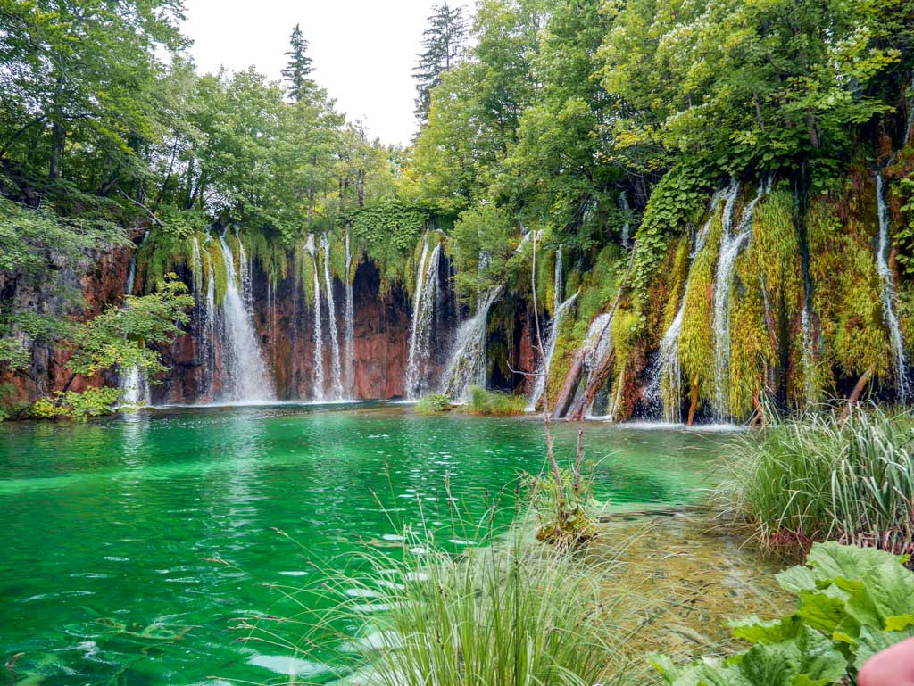 waterfalls in plitvice national park croatia 2