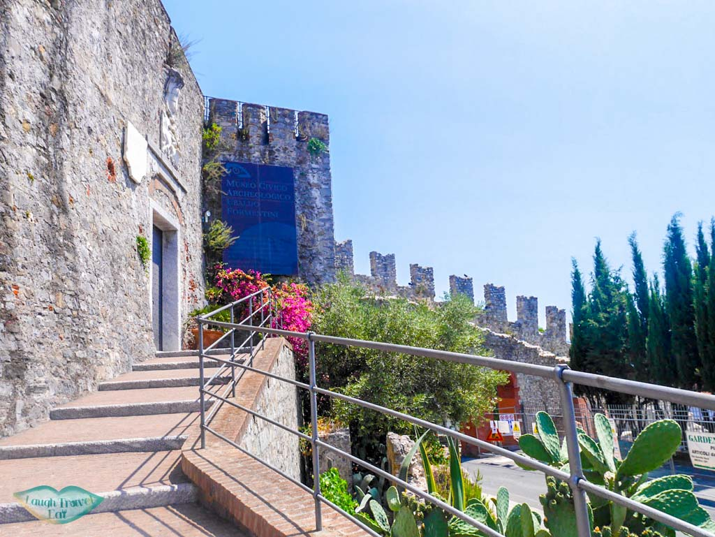 Castello di San Giorgio la spezia liguria italy | Laugh Travel Eat