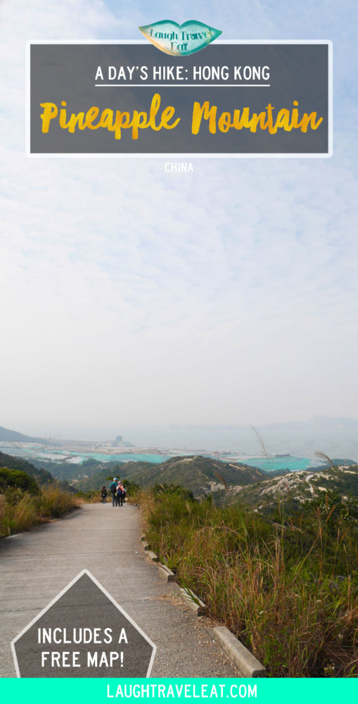 Hong Kong Hiking: Pineapple Mountain, grand canyon | Laugh Travel Eat