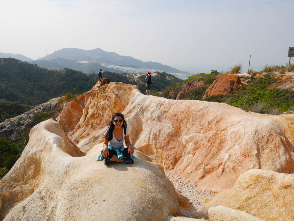Pineapple Mountain photo spot 4, Tuen Mum, Hong Kong | Laugh Travel Eat