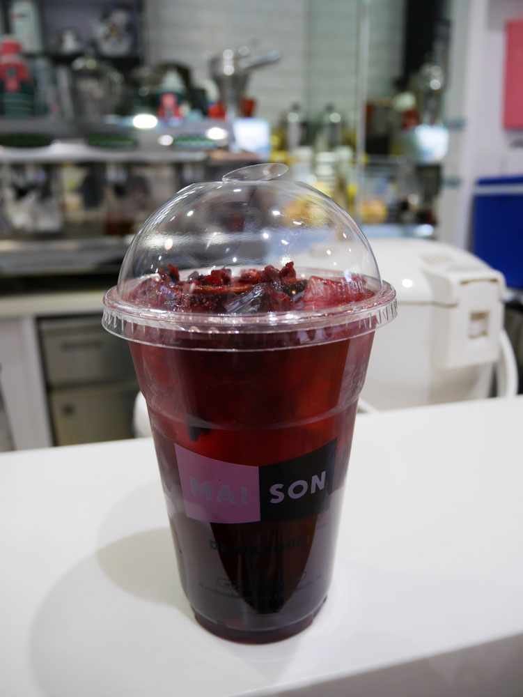 Sangria, Maison, Yuen Long, Hong Kong | Laugh Travel Eat
