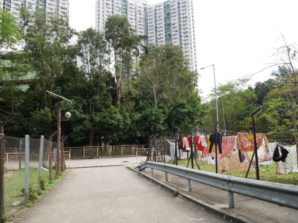 Castle Peak Range Road start, Tuen Mum, Hong Kong | Laugh Travel Eat
