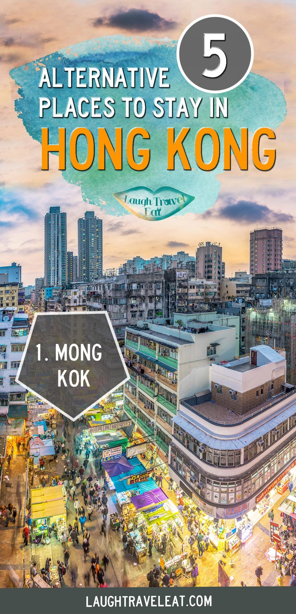 Many who visit Hong Kong stays in the urban center. If you want to avoid the touristy part or find somewhere cheaper - here's your guide!