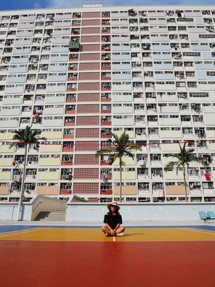 choi hung estate me vertical ground