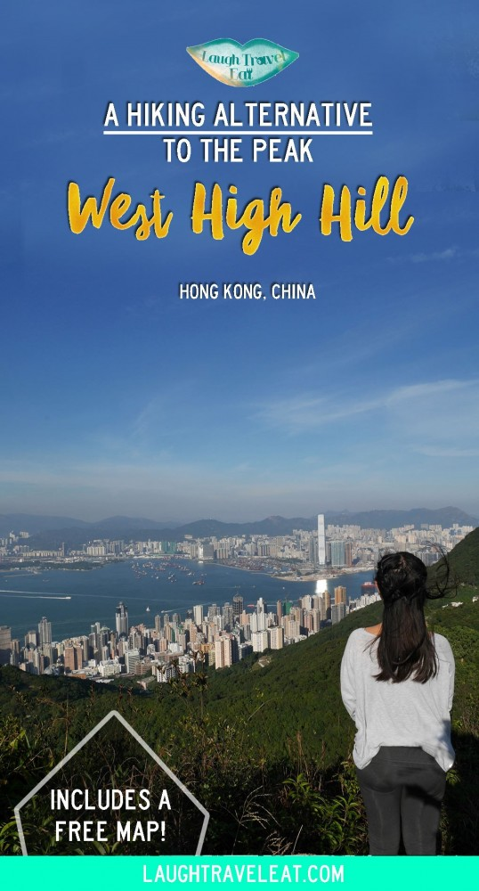 West High Hill - a hiking alternative to the Peak, Hong Kong | Laugh Travel Eat