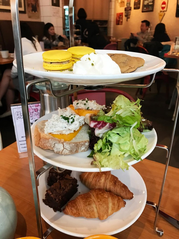 Moresh & Malt afternoon tea set, kwun tong, kowloon, Hong Kong | Laugh Travel Eat