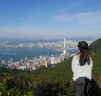 West High Hill view, Hong Kong | Laugh Travel Eat